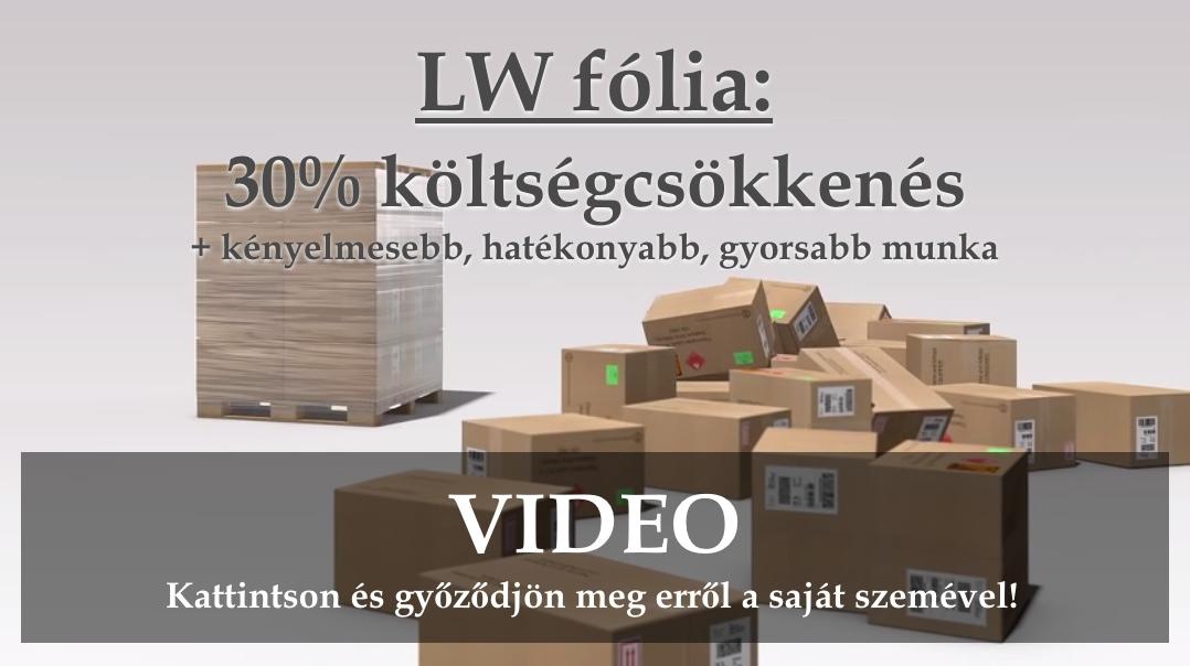 lw fólia, lightwrapper